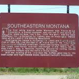 Southeastern Montana - Historical Marker