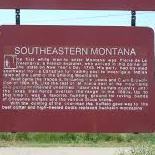 Southeastern Montana - Historical Marker