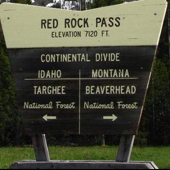 Targhee Pass