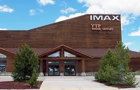 West Yellowstone Imax Theater Montana
