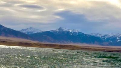 Ennis Lake Montana