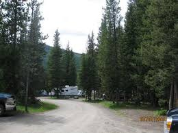 Chisholm Campground Hyalite Canyon Recreation Area Bozeman Montana