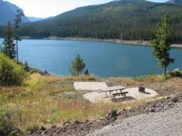 Hoodcreek Campground Hyalite Canyon Recreation Area Bozeman Montana