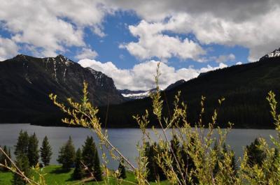 Hyalite Canyon Reservoir Bozeman Montana