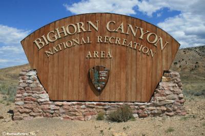 Bighorn Canyon National Recreatioanal Area Montana