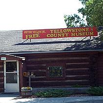 Peter Yegen Jr. Yellowstone County Museum