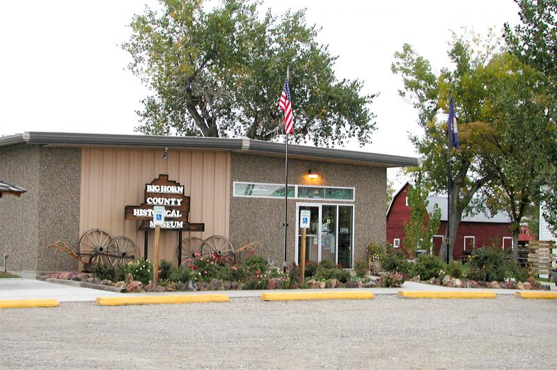 Big Horn County Historical Museum & Visitors Center