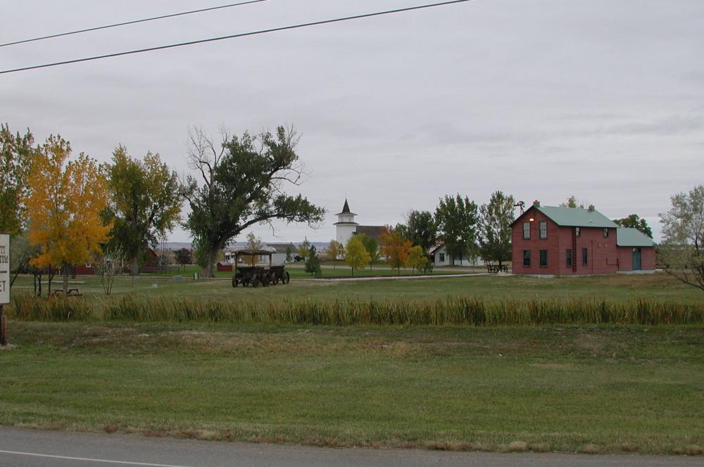 Big Horn County Museum