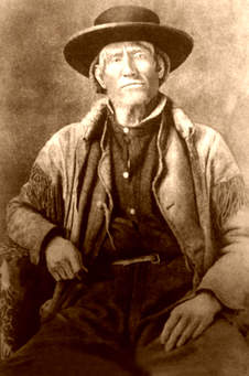 Jim Bridger, Mountain Man