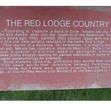 The Red Lodge Country