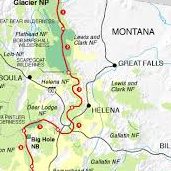 The Continental Divide National Scenic Trail