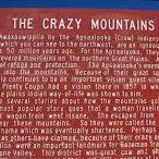 The Crazy Mountains