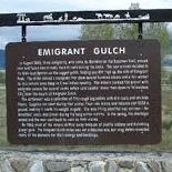Emigrant Gulch
