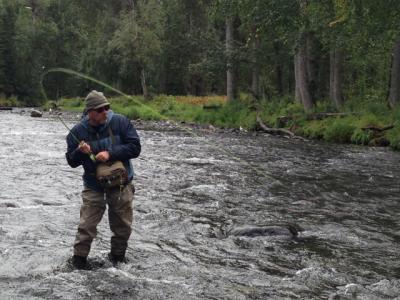 John Long Fly Fishing Yellowstone River
