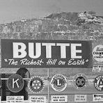 Butte Historical Marker