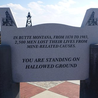 Granite Mountain Memorial