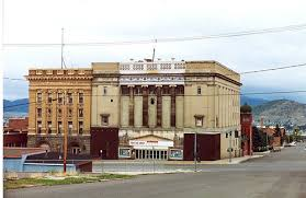 The Mother Lode Theater Butte Montana