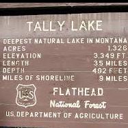 Tally Lake State Park