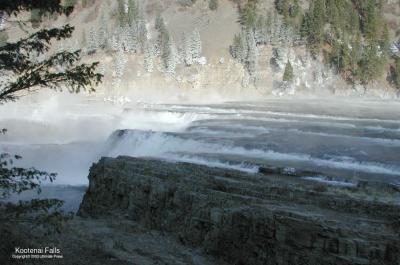 Kootenai River Falls