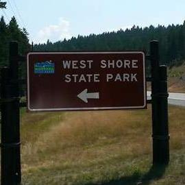Flathead Lake State Park - West Shore Unit