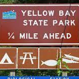 Flathead Lake State Park - Yellow Bay Unit and campground