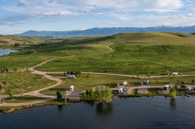 Cooney Lake State Park Roberts Montana
