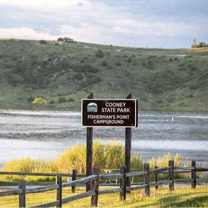 Cooney Lake State Park
