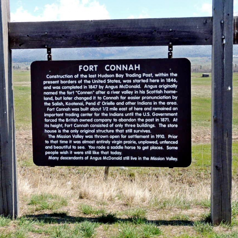 Fort Connah