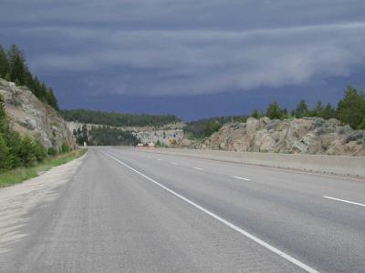 Homestake Pass Butte Montana