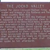 The Jocko Valley