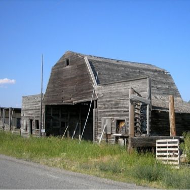 Gold Creek Ghost Town