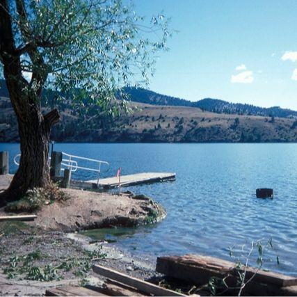 Hauser Reservoir
