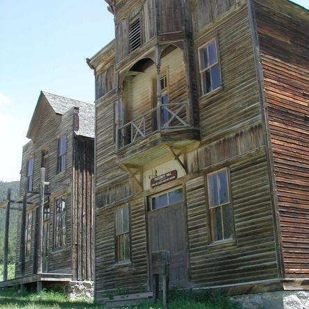 Elkhorn Ghost Town State Park