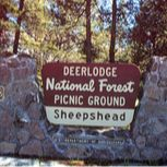 Sheepshead Mountain Recreation Area