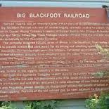 The Big Blackfoot Railway