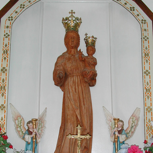 Our Lady of the Little Rockies