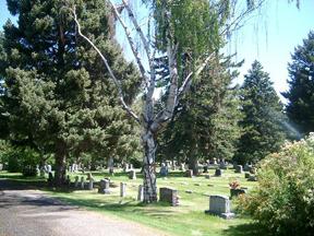 The Bozeman Cemetery