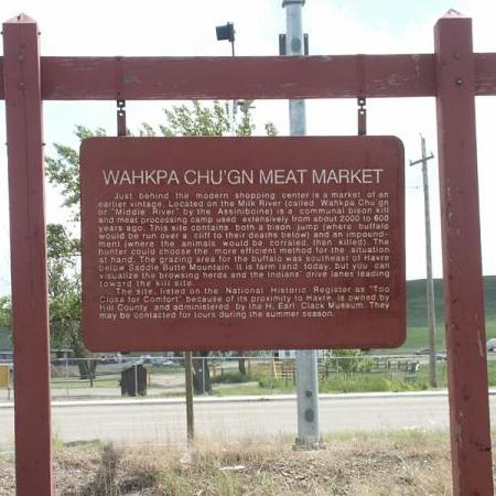 Wahkpa Chu'gn National Historic Site
