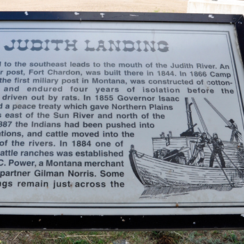 Judith Landing Historic District