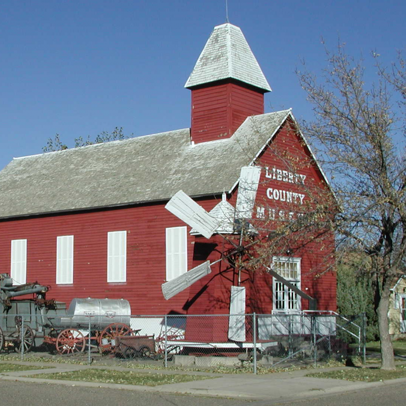 Liberty County Museum