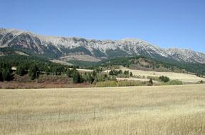 Hike the Bridger Ridge