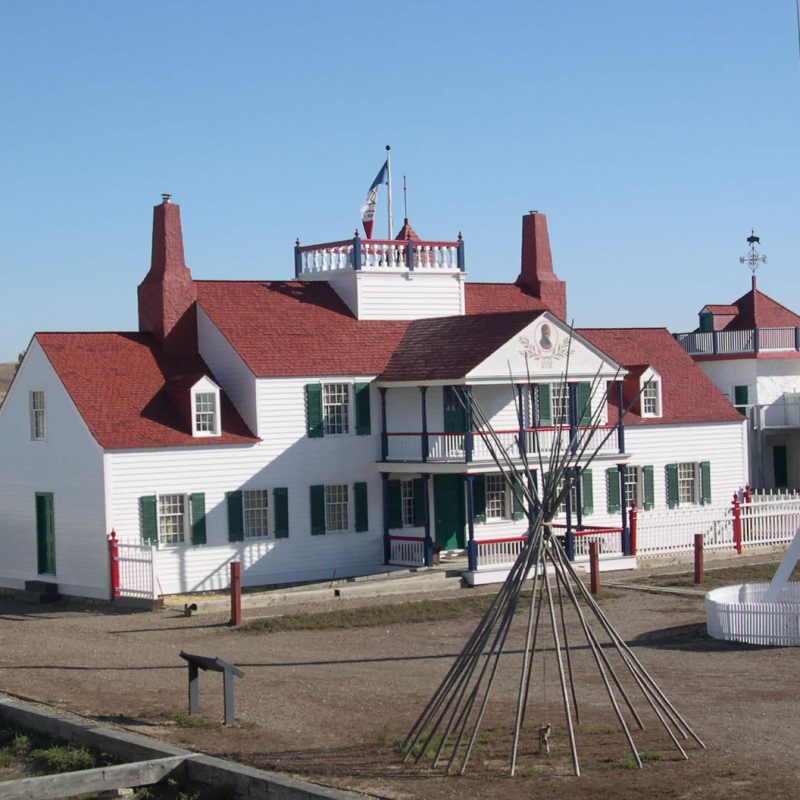 Fort Union Historical Marker