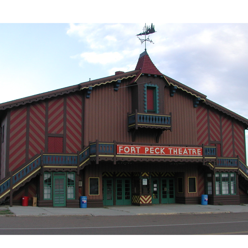 Fort Peck Theatre
