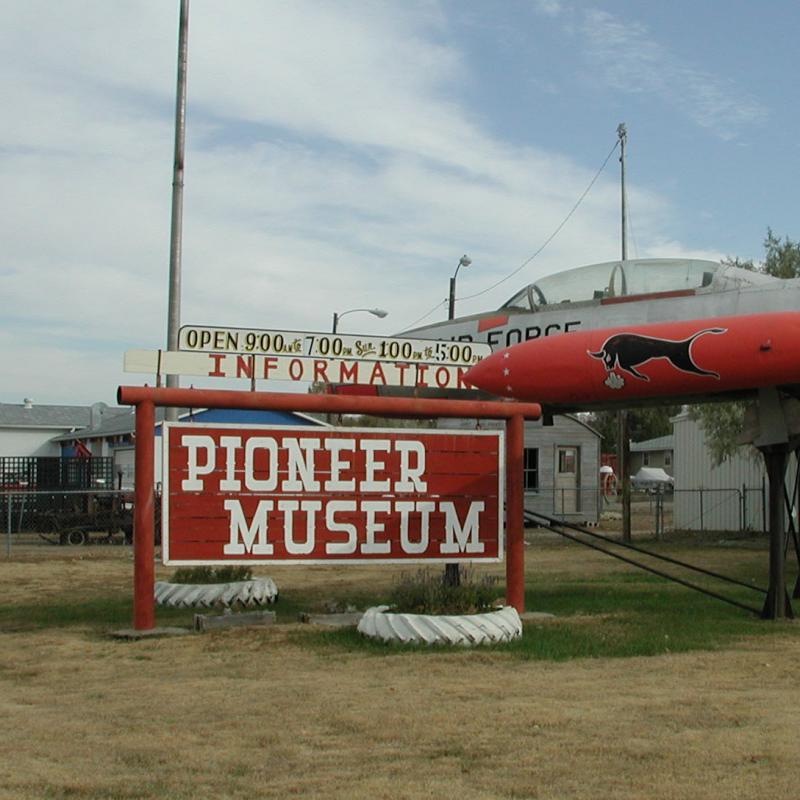 Valley County Pioneer Museum