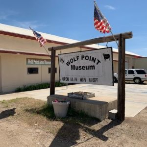 Wolf Point Area Historical Museum