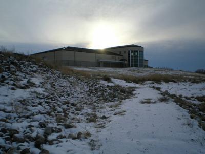 Fort Peck Reservoir Montana