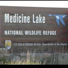 Medicine Lake National Wildlife Refuge