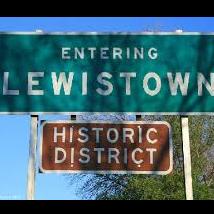 Lewistown Historical Marker