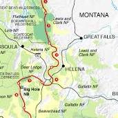 Continental Divide Elevation 6325 Historical Marker
