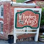 Reeder's Alley Historic Marker